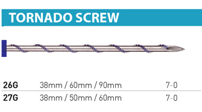 Mesolangat  TORNADO SCREW